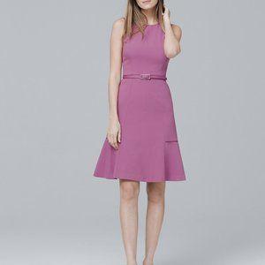 NWOT White House Black Market Mauve / Purple Dress
